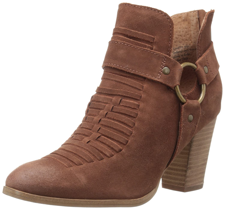 Seychelles Women's Impossible Ankle Boot B0157954UO 7.5 B(M) US|Cognac