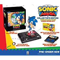 Sonic Mania - Collector's Edition - Nintendo Switch