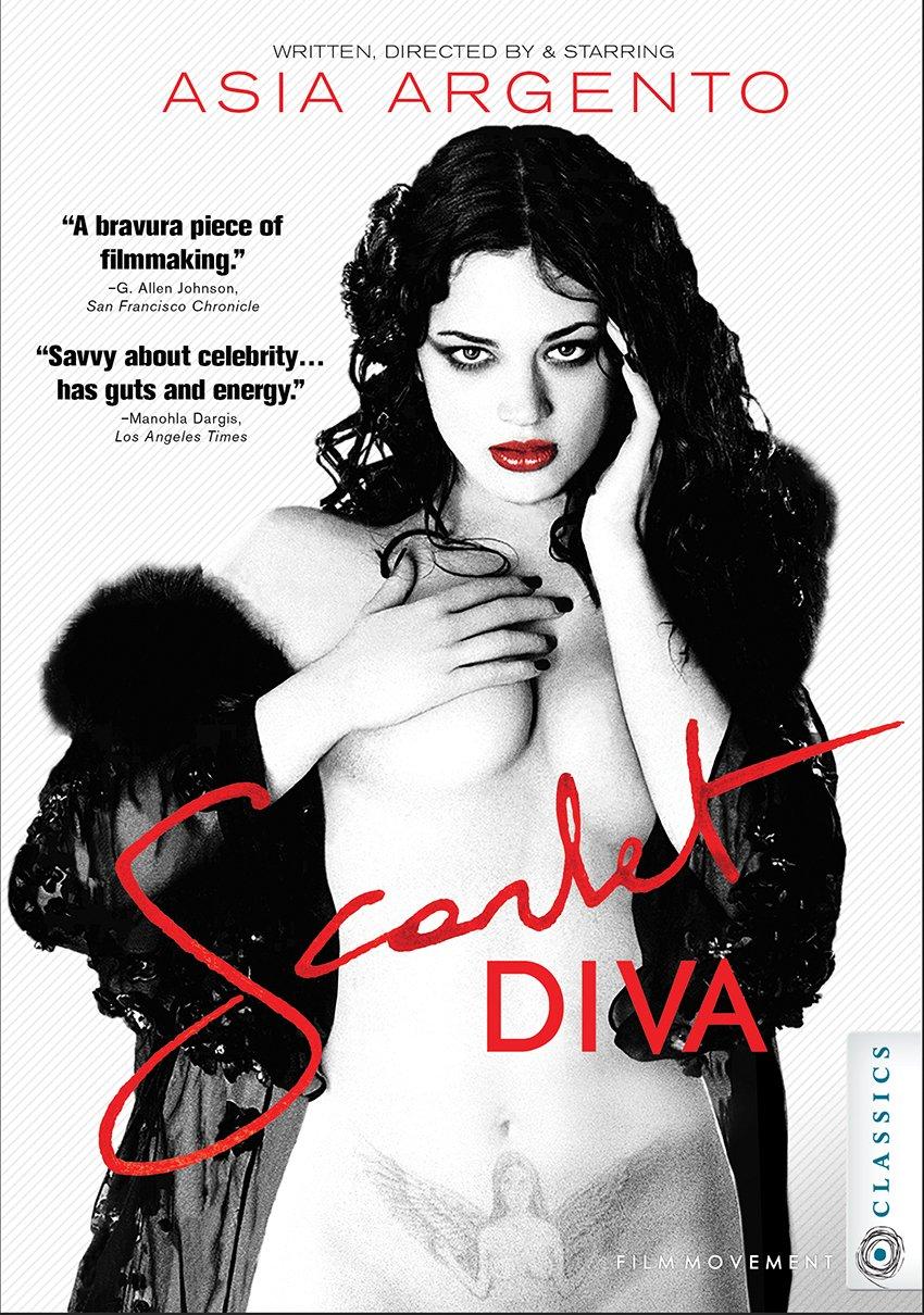 Blu-ray : Scarlet Diva (Subtitled)
