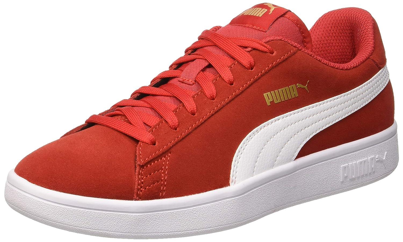 Puma Smash V2, Scape per Sport Outdoor Unisex – Adulto Rosso (High Risk rosso-puma bianca-puma Team oro)   Moda moderna ed elegante    Uomo/Donne Scarpa