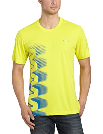 adidas Camiseta de running para hombre, tamaño M, color