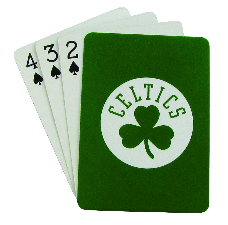 Capcom NBA Boston Celtics Spielkarten