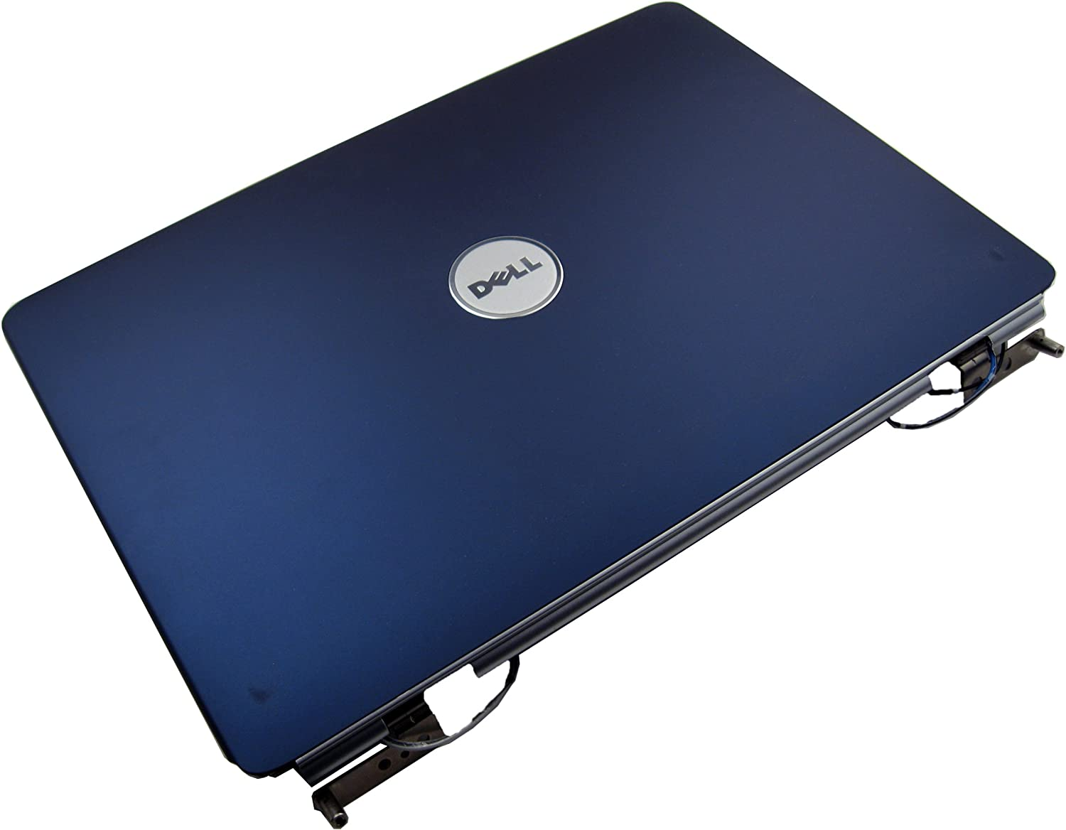New Dell Inspiron 1525 1526 Series Blue Lcd Back Cover & Hinges TY051