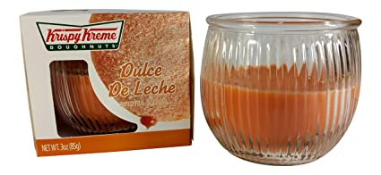 Krispy Kreme Scented Candle - Dulce De Leche
