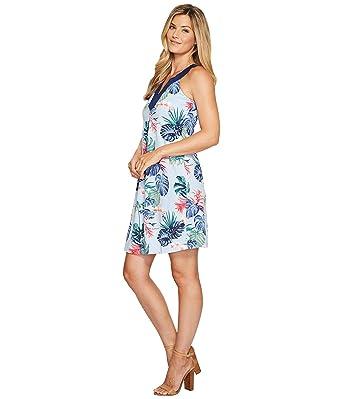 d9662168b9a Tommy Bahama Women s Bogart Blooms Short Dress (Fresh Air