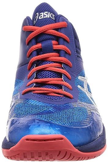 Ballistic uk Amazon Netburner co Volleyball Ff Shoes Men's Asics Mt qEzp0