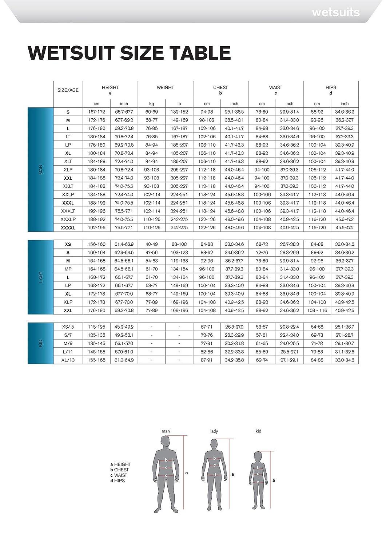 Seac Damen Alien Neoprenanzug B00SEFDY10 B00SEFDY10 B00SEFDY10 Nassanzüge Eigenschaften a0634f