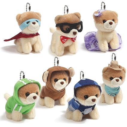 137593995e9a Amazon.com: Gund 4059993 Boo Blind Box Series 1 Plush, Pack of 1, 2.75  inch: Toys & Games