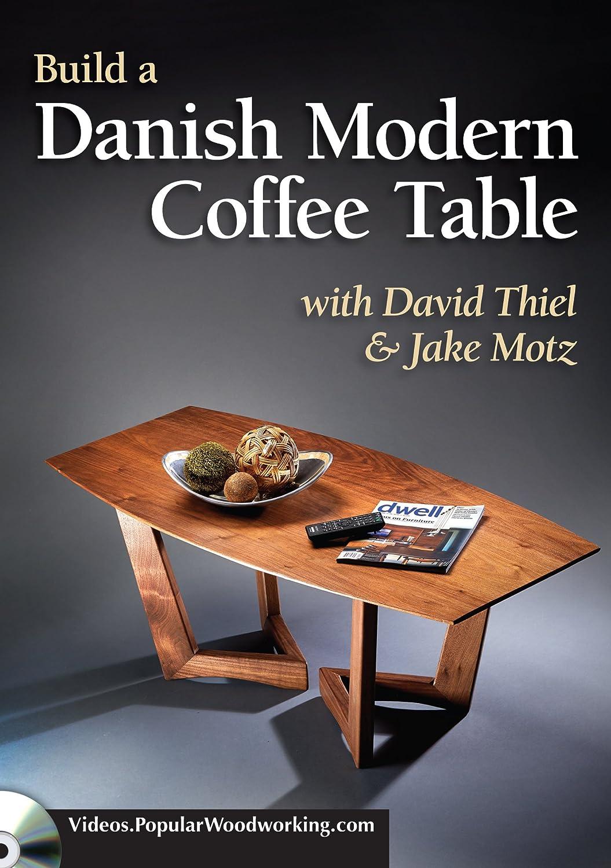 Amazon Com Danish Modern Coffee Table David Thiel Jake Motz