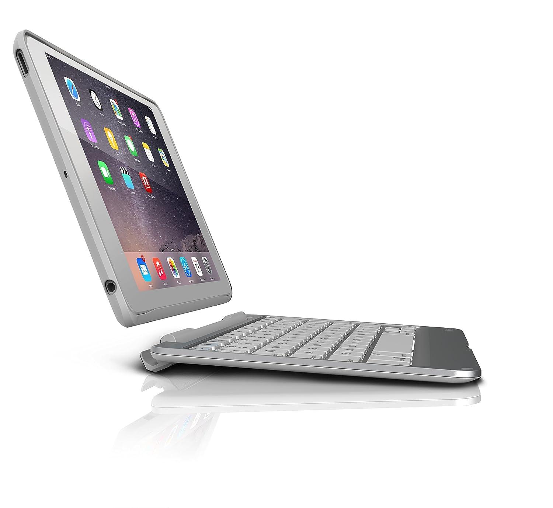 New Zagg Slim Book Tablet Keyboard Amp Case Bluetooth Ipad