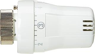 Boutté TTJ Tete de radiateur thermostatique Blanc