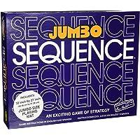 Akrobo Jumbo Sequence Board Game (Multicolour)