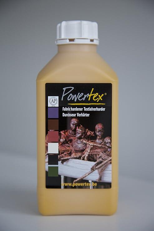 Powertex textilverhärter terracota 500g