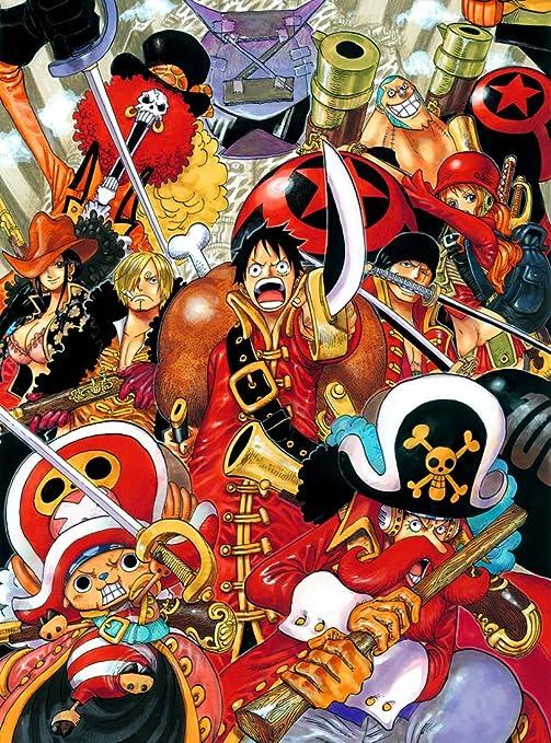 Brandon Sims 000 One Piece Film Strong World Episode 0