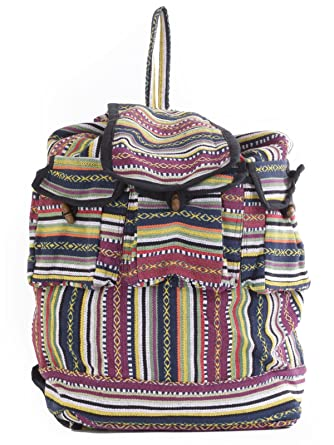 d8cc72a95a Image Unavailable. Image not available for. Color  Hippie Backpack