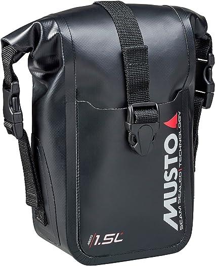 Musto Waterproof Dry Backpack 40L Black//Grey