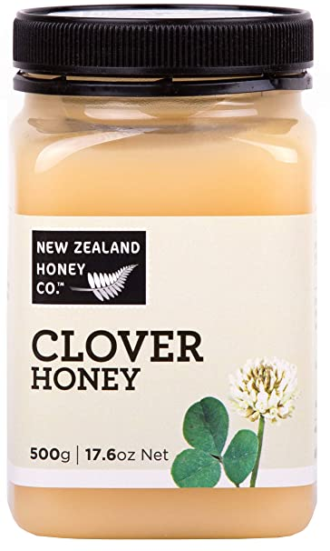 Miel de trébol por New Zealand Honey Co. | 500g | Delicioso ...