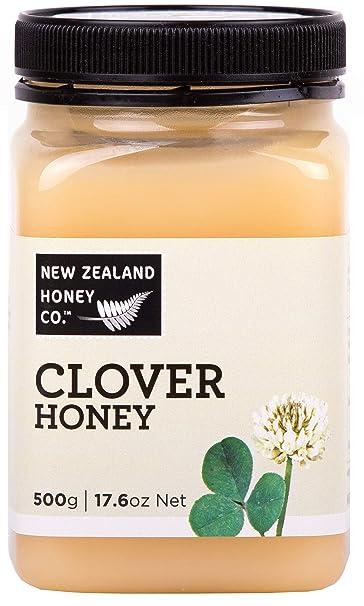 Miel de trébol por New Zealand Honey Co. | 500g | Delicioso ...