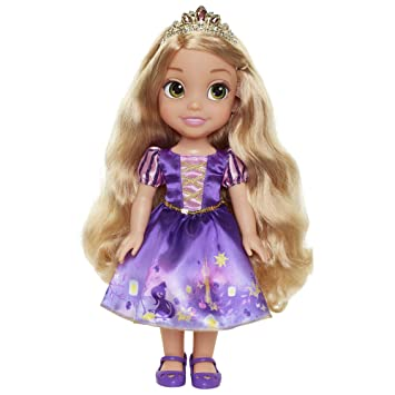disney princess toddler rapunzel doll amazon co uk toys games
