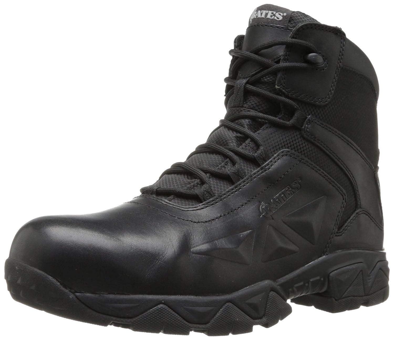 Bates Women's Delta Nitro-6 Zip Tactical Duty Boot B00E8IGFN6 5 B(M) US|Black