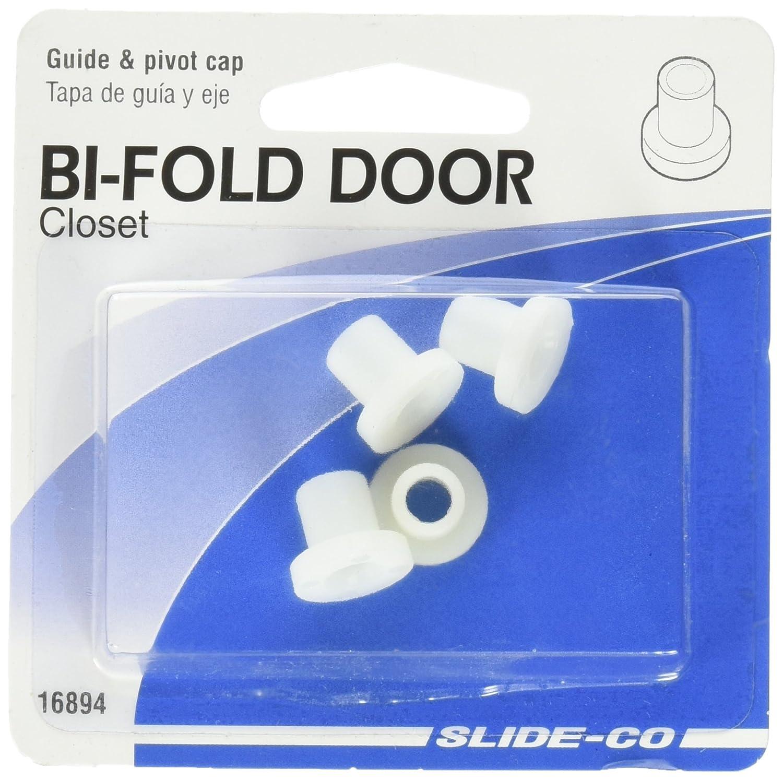 Slide Co 16894 Bi Fold Closet Door Guide Cap 4 Pack Bi Fold Door