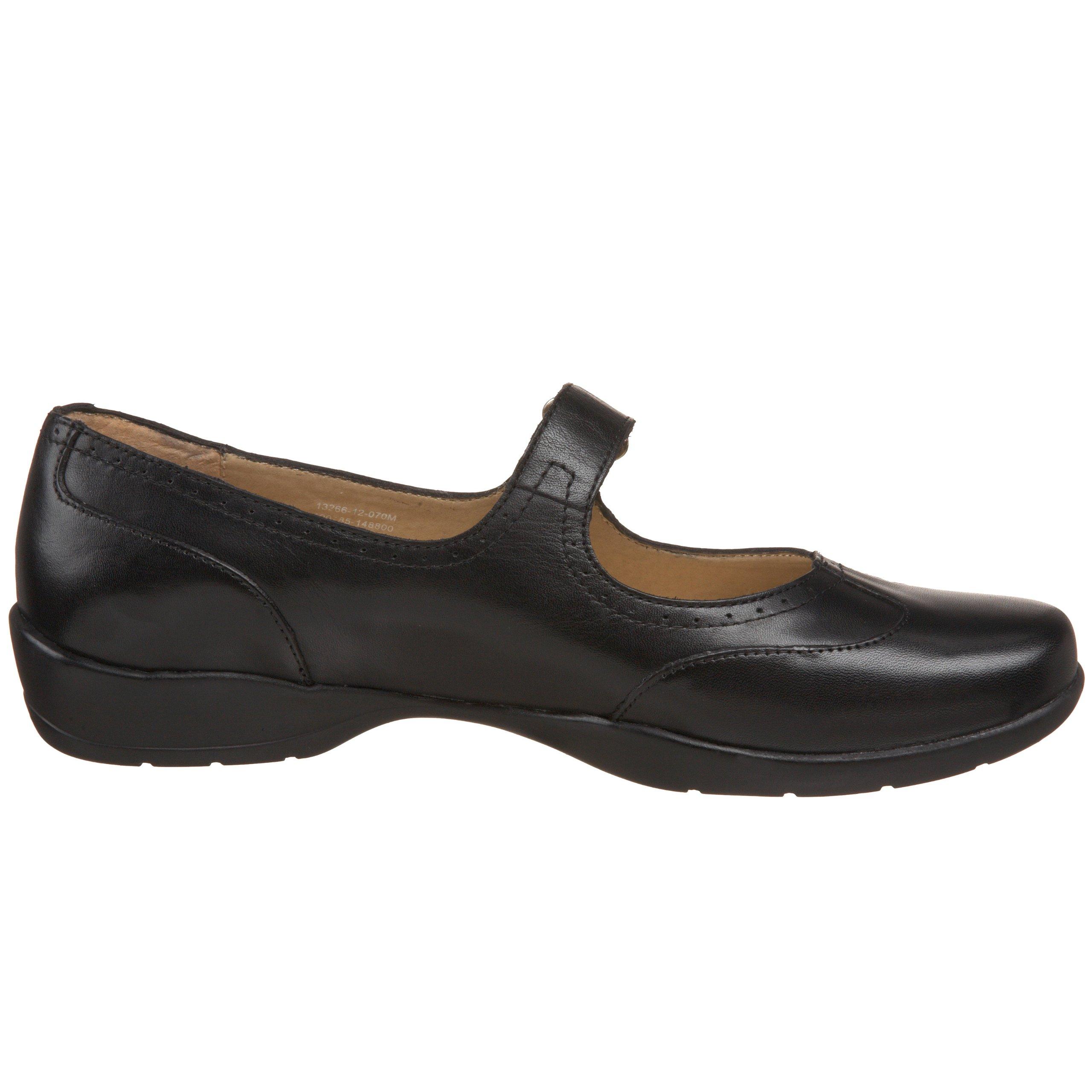 Drew Shoe Women's Isabel Mary Jane,Black Leather,6 W US by Drew Shoe (Image #6)
