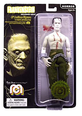 Mego Nosferatu 8 Inch Action Figure Horror.