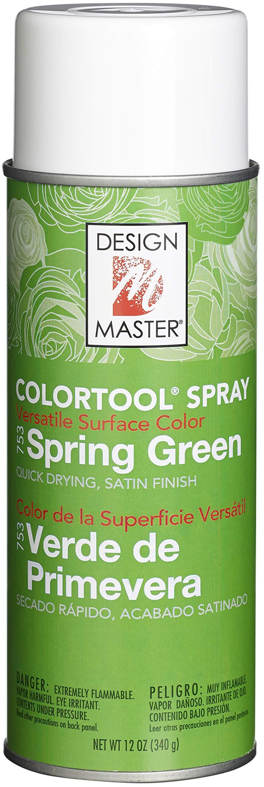 DESIGN MASTER 753 Spray Paint, Spring Green