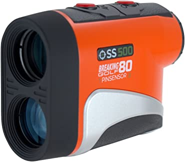 Breaking 80 Golf Rangefinder SS500