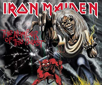 Amazon | Number of the Beast | Iron Maiden | ヘヴィーメタル | 音楽
