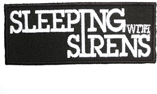 Official Sleeping With Sirens Whole World Women/'s Fitted Vest Hardcore Rock Band