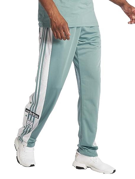 adidas Originals Herren Jogginghosen Snap grün M