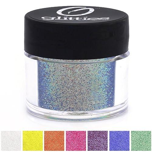 Iridescent Nail Powder Blue: Iridescent Makeup: Amazon.com