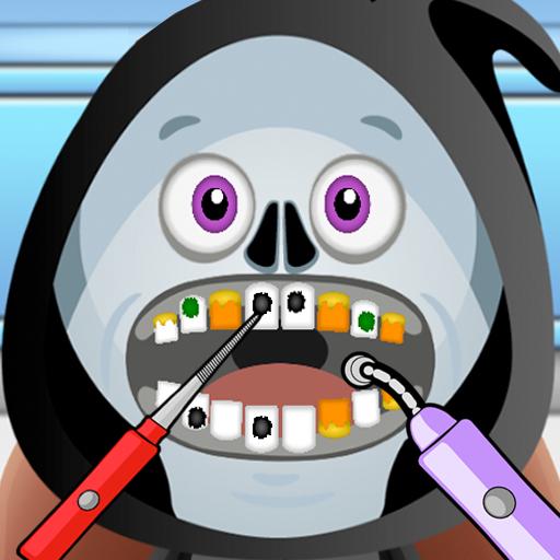 Mad Dentist Halloween (Halloween Dentist 2)