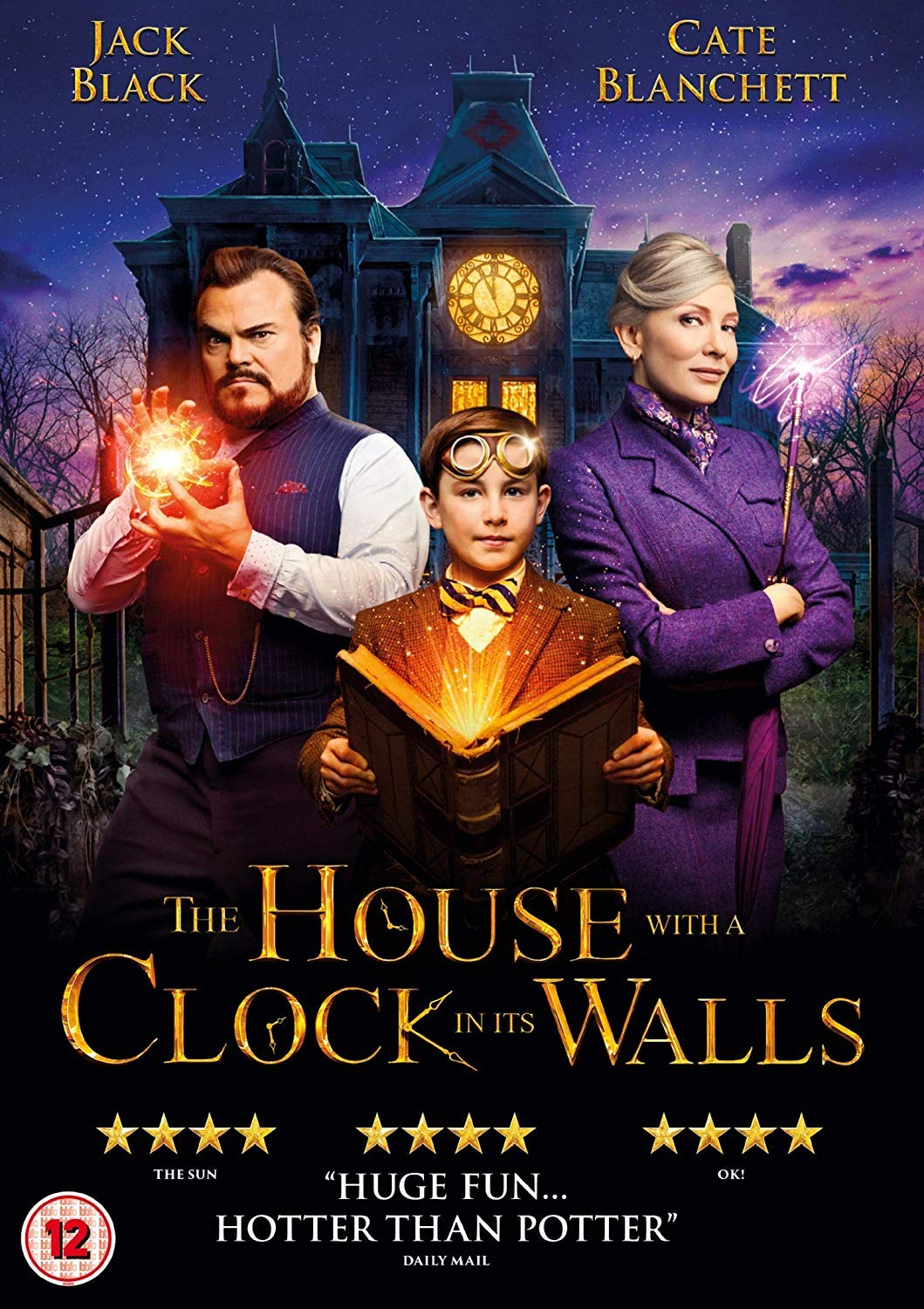 The House with a Clock in Its Walls DVD IMPORT Keine