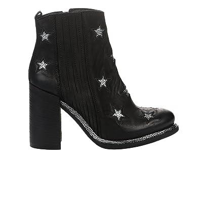 Chaussures Miglio bleu marine Fashion femme 2UIke