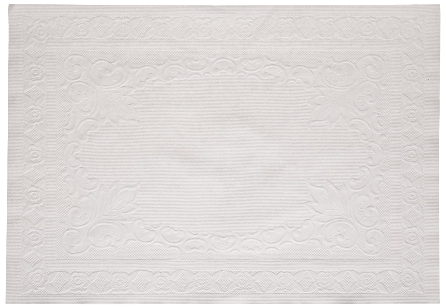 Hoffmaster 601se1014 14 Length X 10 Width White Classic