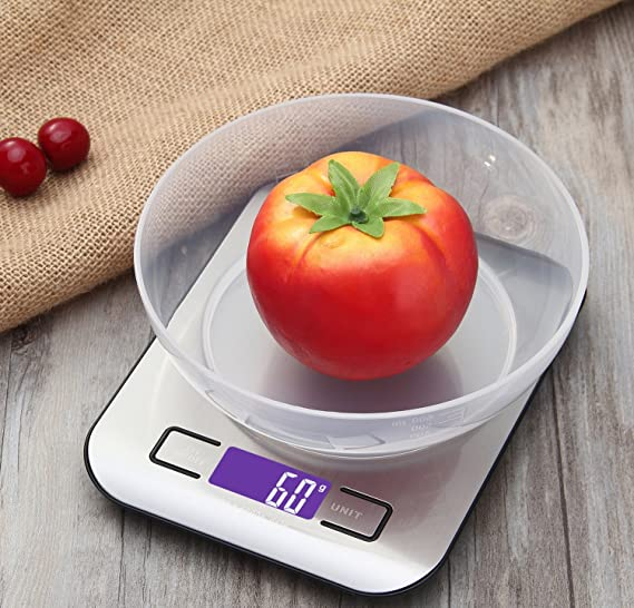 Prefer verde Digital Cocina Escala Alimentos Multifunción ...