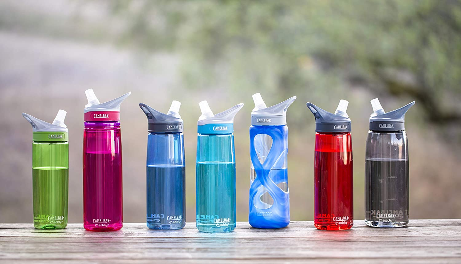 CamelBak eddy Insulated .6L Water Bottle 7 Colors
