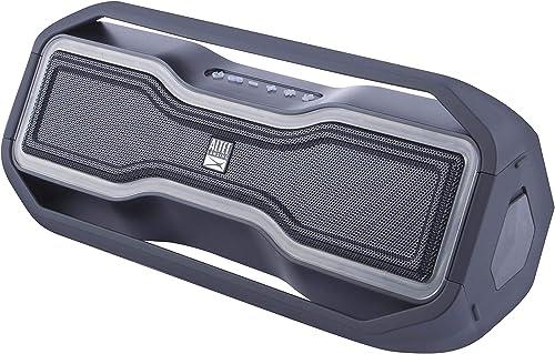 Altec Lansing IMW991 Rock Box Rugged Portable Bluetooth Speaker