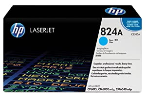 HP 824A | CB385A | Toner Cartridge | Cyan Image Drum