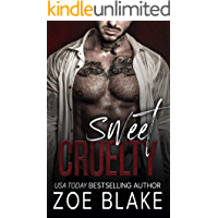 Sweet Cruelty: A Dark Mafia Romance book cover