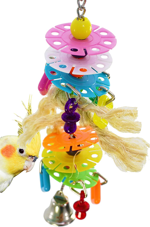 00943 Charmed Bird Toy