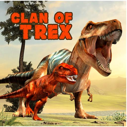Clan of T-Rex - Games Spinosaurus