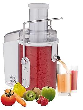 Mesko MS4112 Exprimidor de zumo eléctrico para todo tipo de frutas 1000 W, Gris