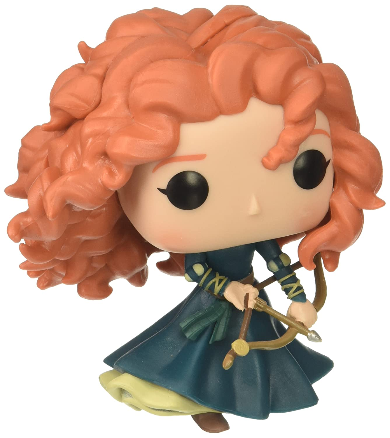 Funko Pop! Disney Princess Brave, Valiente Merida