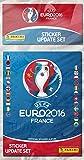 Panini -003028bagf–Set Update–72Aufkleber–NEUE EURO 2016