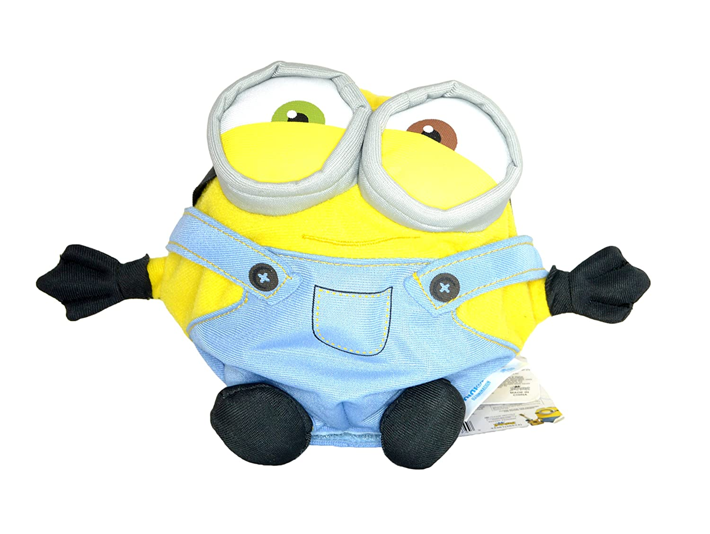 Nightzone light up rebound ball - Amazon Com The Minions Bob Fuzzbie Despicable Me 7 Minion Fuzzbies Crazy Eyes Toys Games