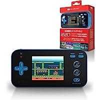 (Blue/Black) - dreamGEAR DGUN-2888 My Arcade Gamer V Portable Gaming System, Blue/Black