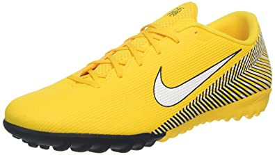 b2cfba16965 Nike VaporX 12 Academy Neymar NJR TF Mens Football Boots AO3121 Soccer  Cleats (UK 6